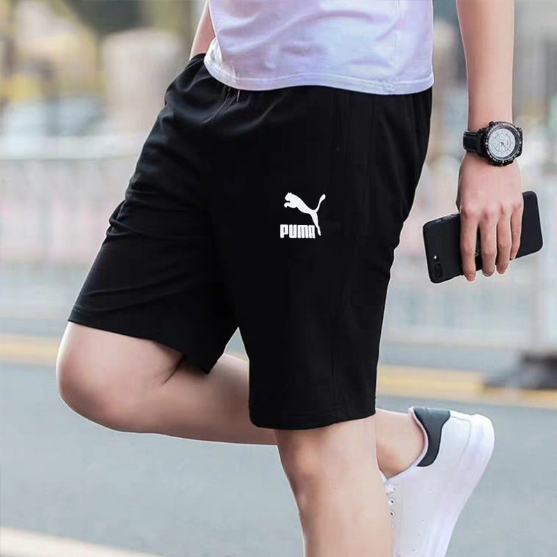 PUMA Hummer men's shorts official website summer new sports five-point pants casual pants pants breathable beach pants tide