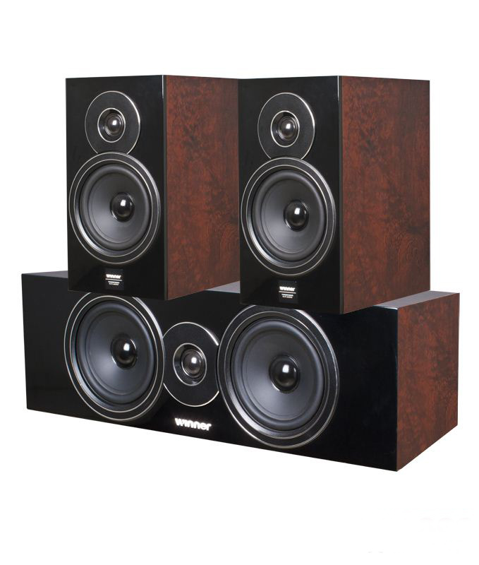 Tianyi Home Theater speaker TQ-6MKII Lyra 6 upgraded version Lyra 6 with three sets surrounded by the middle