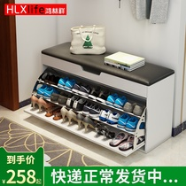 Shoe cabinet Home door can sit shoe simple multi-layer dustproof space multi-function economy storage capacity