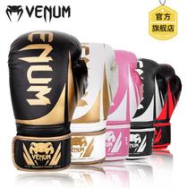 Gants de boxe VENUM VENUM VENUM sanda manche de boxe sac de sable dentraînement pour hommes et femmes boxe thaï combat pour adultes manche de boxe