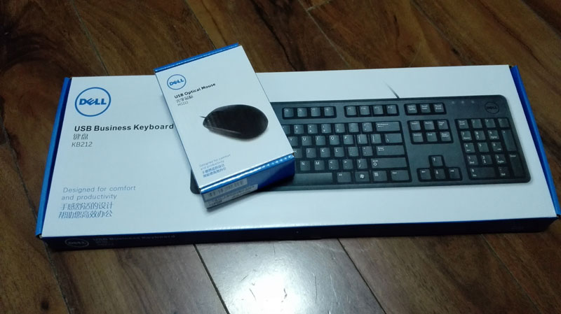category:keyboards,productName: DELL Dell SK8120 +MS111 Keyboard ...
