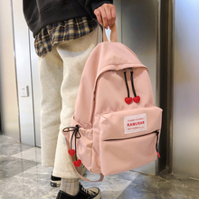 High School Students'Chaobai Shoulder Bag 2019 New Fashion Backpack