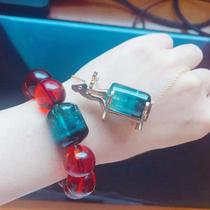 Shen ring tourmaline and other bracelet pendant ring custom live link