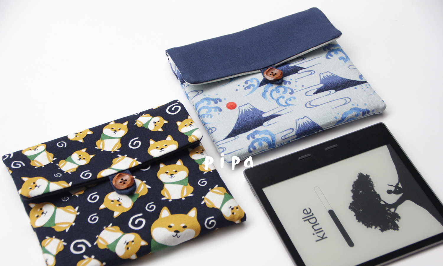 Kindle Oasis 3rd Generation 2nd Generation Cloth Cover Handmade Cloth Bag 67in 10th Generation