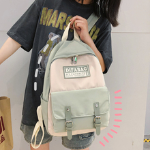 Korean version of insfeng Chaohuo schoolbag