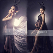 163 Black Lace Sexy Women skirt photography photo studio on clothing decoration pictures Xian dress rental