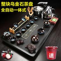 Весь кусок Wujinshi чайная тарелка дома кунг-фу чайный набор всех автоматических фиолетовый песок чай гостиной большой чай