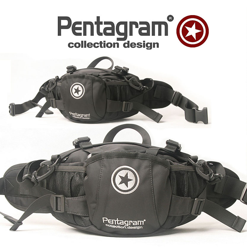 Cool Genuine pentagram Pentagram Waterproof Casual Pocket/ Messenger Bag A001