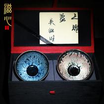Zixintang Wu Jiwang famous master cup Gongfu tea cup Single cup female tea cup Handmade tea cup tea set