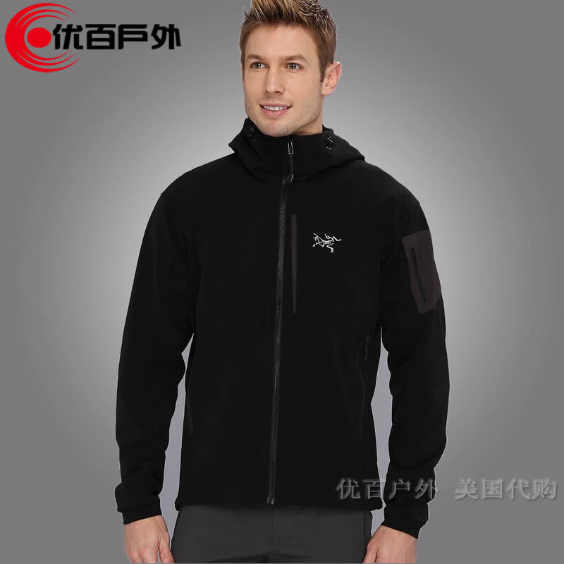 Archaeopteryx Gamma MX Hoody Male Classic Soft Shell 19274 19276