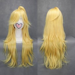 Panty&Stocking with Garterbelt Anarchy Panty Cosplay wigs