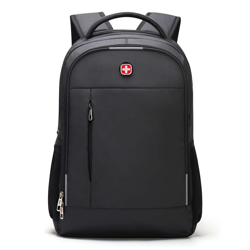 Swiss Army Knife Backpack Men's Backpack 15.6-inch Computer Bag Business Casual School Bag Large Capacity Business Travel Bag