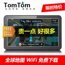 TomTom jiaming Navigator США бортовой китайский gps Европа Новая Зеландия Австралия карта Великобритания за пределами ZT502