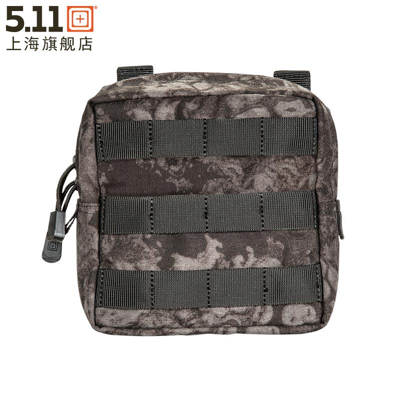 5.11 Ceinture de camouflage extérieure avec sac de transport prêt au combat 511 sac d'équipement tactique 58713G7 sac accessoire