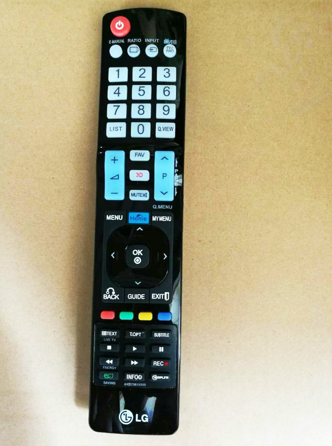 cheap Purchase china agnet Original TCL LCD TV remote