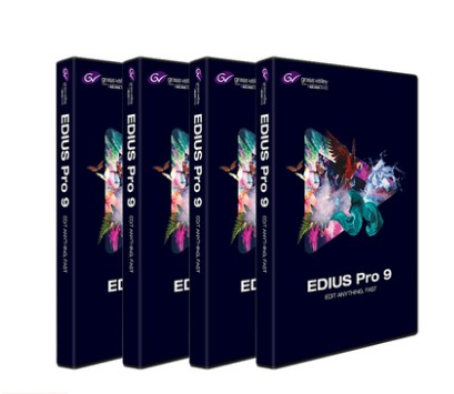 Edius Pro 9/ edius 8/9 non-linear editing software 4K PC non-professional software package SF