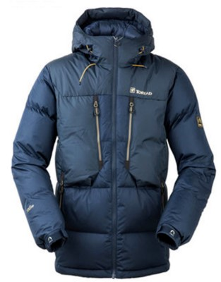 [The goods stop production and no stock]Warehouse clearers'outdoor down jackets for men and women in autumn and winter thicken Northeast China Warm-keeping, Water-splashing and Wind-proof HADF91057
