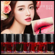 Bite lips lipstick liquid Rouge blush lip gloss lasting water Korean stain lip Liquid Lip Glaze