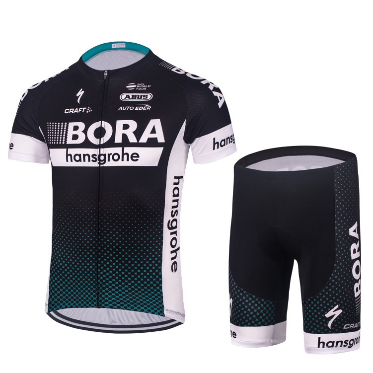 New Special 17 Bora Cycling Clothes Short Sleeve Suit Individual Customized Mountainous Bicycle Wholesale for Circum-France Highway