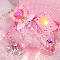 Балала маленькая волшебная фея волшебная палочка детская принцесса Балала фея светящаяся светящаяся игрушка балла музыка для девочек