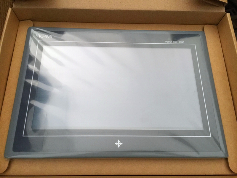 Zhongda excellent control touch screen 4.3 inch 5 7 inch 10 inch instead of Wei Lun display control Delta letter Xin Siemens