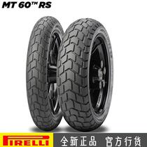 Pirelli MT60RS Turtle Back All-Terrain Vintage Motorcycle Tires 120 70 160 60 180 55 17