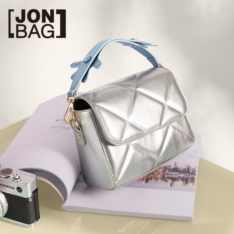Jane ins格ins insane small bag 2018 new wave Korean version of chic versatile shoulder slung portable fairy bag