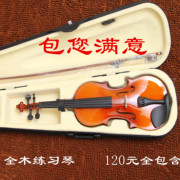 Beginner violin art tiger adult children playing piano violin practice show the whole wooden Piano Grading Test