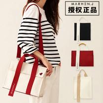 Marhen J корейский дизайнерский бренд холст большой емкости сумка через плечо звезда с сумочкой женская сумка