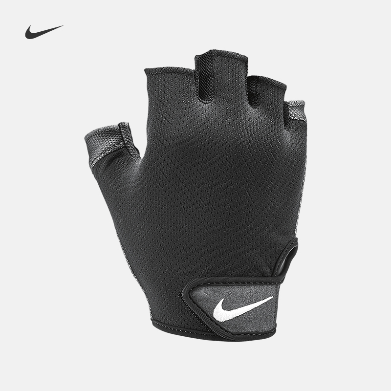 Nike Nike official NIKE ESSENTIAL mens training gloves (1 pair) summer AC4230