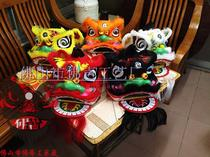 Super Value Children's Lion Dance Lion Head Awakening Lion Popular Jewelry Handicraft Toy Show of Chinese Heritage Crafts 6 inches