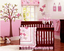Baby child suit multiple sets of bedding gifts special high-grade patch embroidery