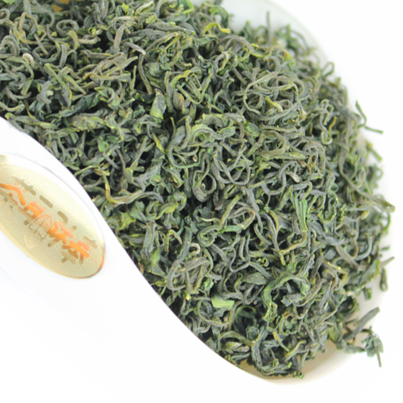 Tea Yebang Rizhao Green Tea 2019 New Tea 250g Green Tea Fragrance Resistant to Maoshan Fragrance of Shandong Green Tea Laoshan