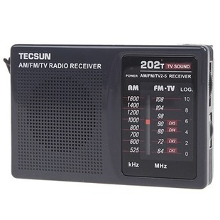 Tecsun/ Tecsun R-202T Portable Class-46 Exam Campus Radio Senior Student Radio