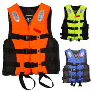 Package adult children's professional swimming life jacket snorkeling swimming drifting safety factor high foam