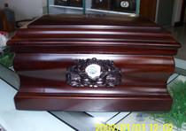 Small ebony urn Solid wood urn 500 yuan