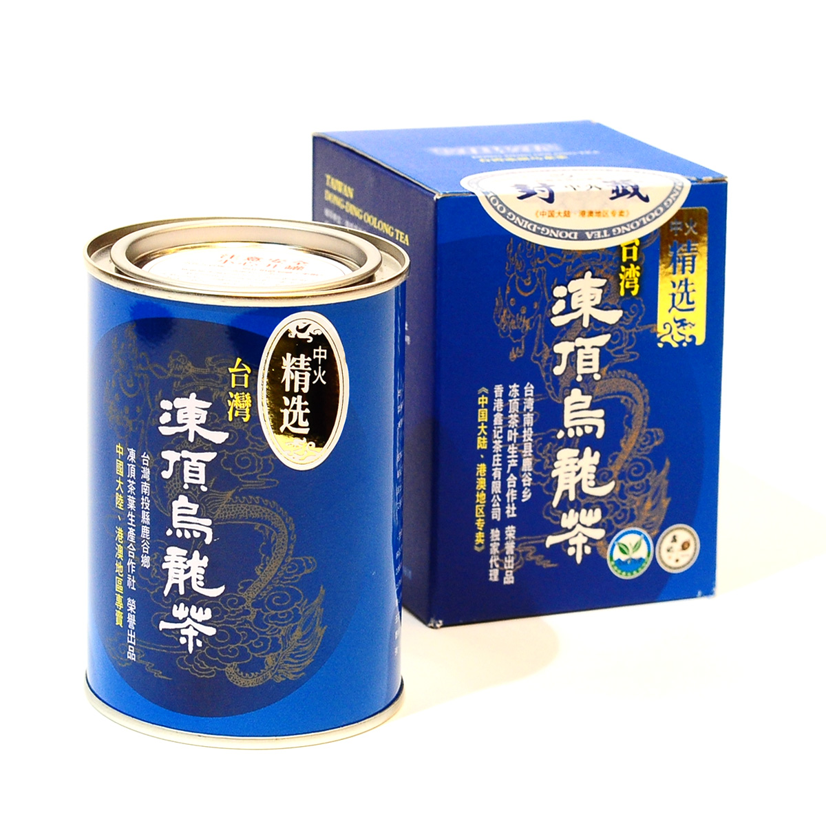 Xin Ji Taiwan High Mountain Tea Frozen Top Oolong Tea Featured 100g&times Box