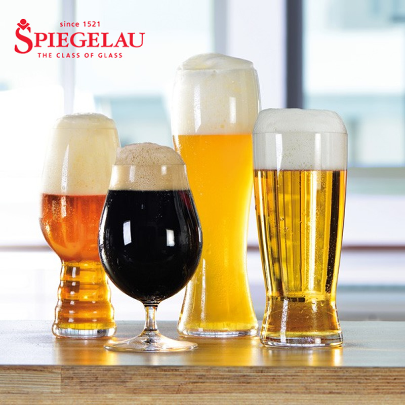 Beer Cup Household Products Beer Cup Beerson IPA White Beer Cup Wheat Cup Black Imported from Germany