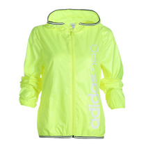 Sagittarius Invincible Genuine Adidas ADIDAS NEO Women's Windproof Coat with Jacket CZ1677 on both sides