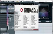 Cubase 5 Chinese cracked version English version crack free registered version of music production software