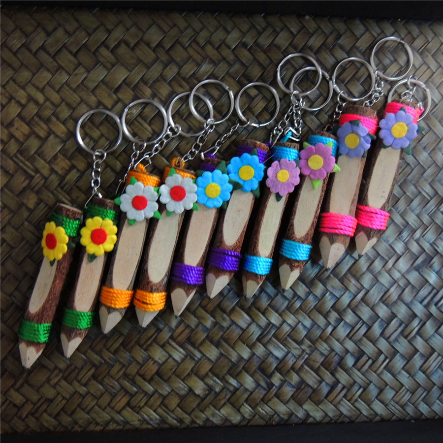 Simaha Thai Special Crafts Tourist Souvenir Log Thai Pencil Gift Price is a single price