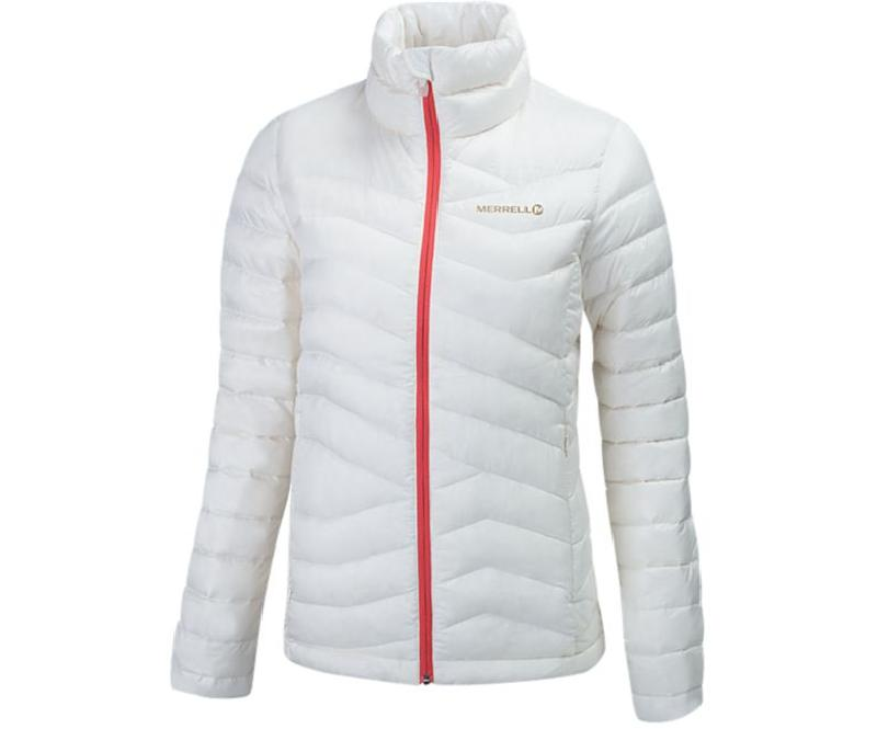 Merrell / Mele JWF23179-103 outdoor winter warm collar down jacket female American direct mail