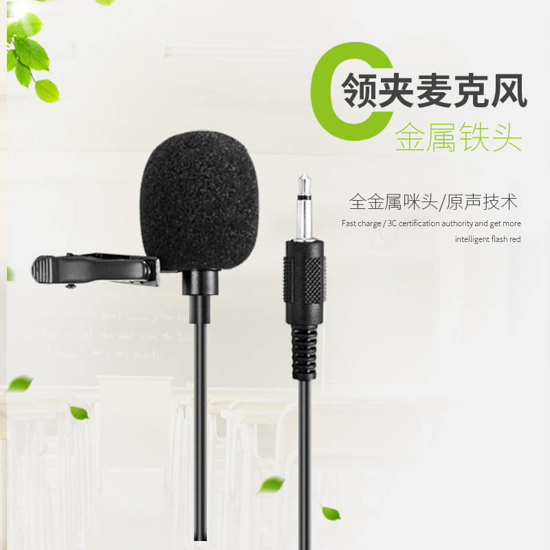 Lavalier microphone (with free shipping)