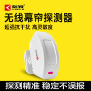 Sharp split welcome infrared curtain transmitter welcome detector alarm detector