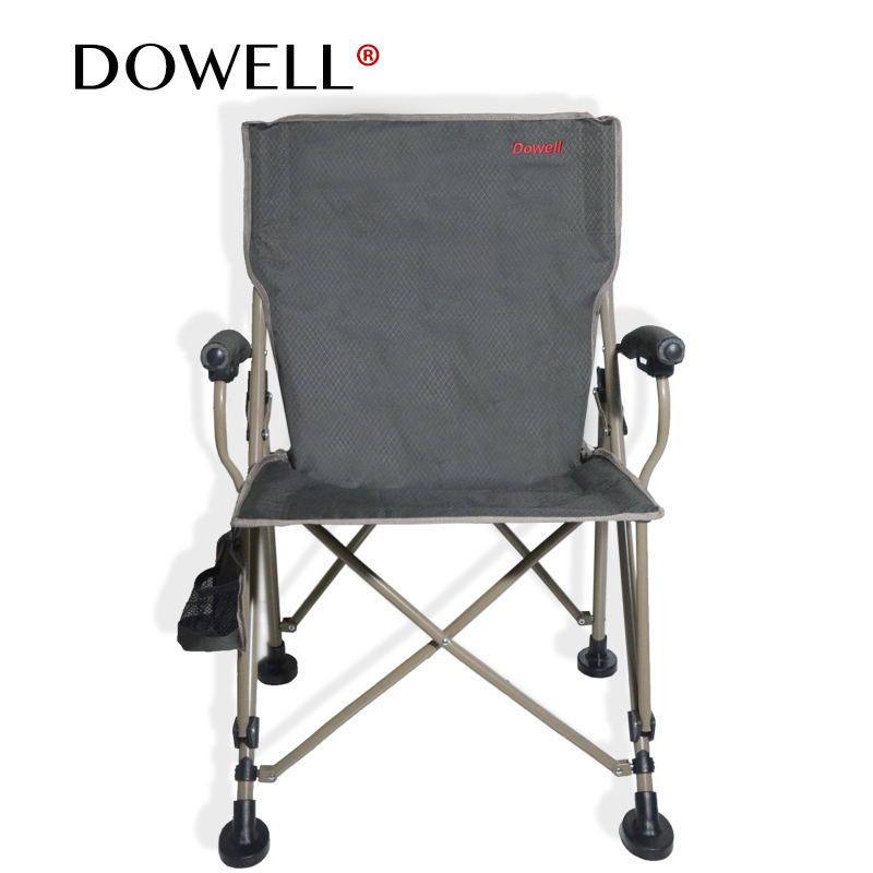 Mostly armrests Folding chair Recliner Beach Fishing Portable Camping Outdoor stool Driving Genuine 2919