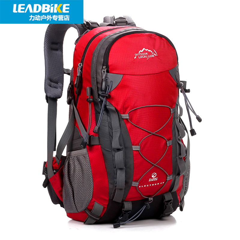 Riding backpack outdoor mountaineering bag shoulder men and women travel backpack hiking camping travel bag bicycle backpack