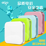 Aigo mobile power genuine Genius Patriot flatbed phone universal female charge treasure gift gift KT78