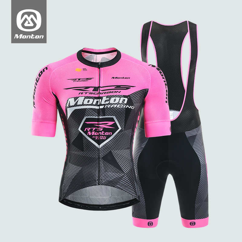 Monton17 new RTS team cycling suit suit men and women outdoor summer riding equipment
