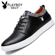 Men's business casual shoes men British dandy shoes men shoes leather shoes tide 6CM
