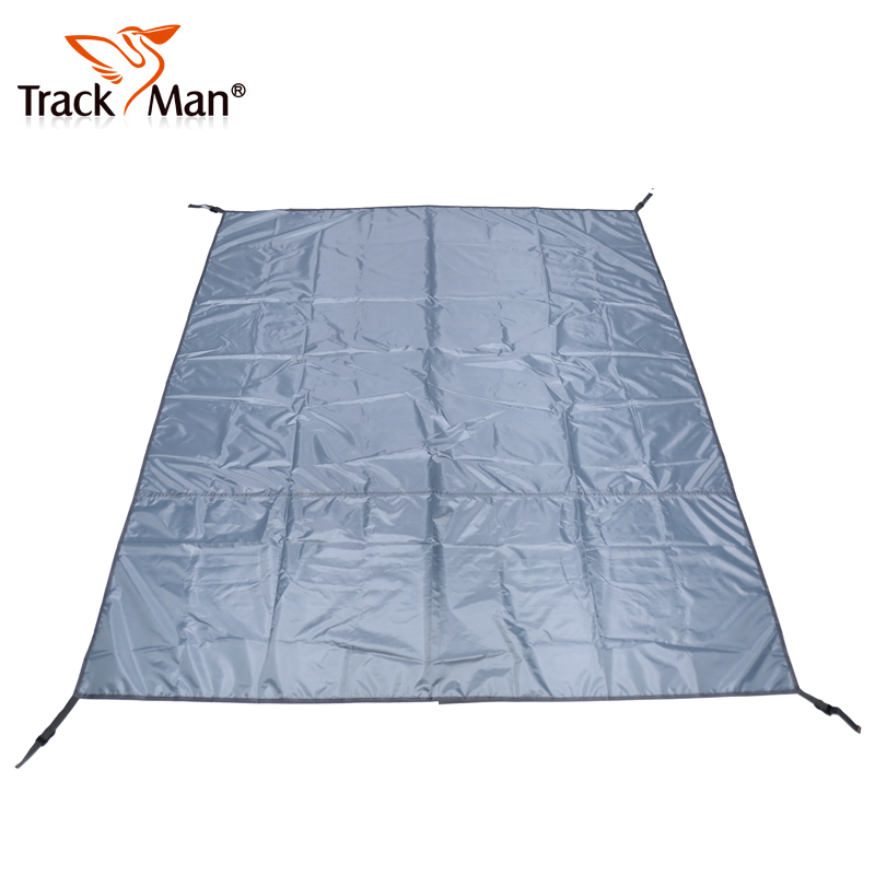 Trackman self-tourists outdoor mat tent ground cloth picnic mat tent moistureproof mat 6310